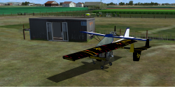 FSX Microlight Flight And Airc-0