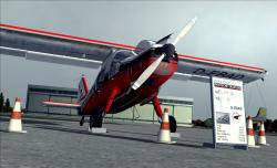 FS2004 Deutsche Taxiflug Dornier Do27