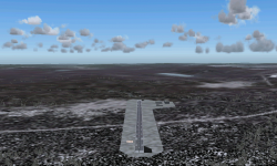FS2004 Scenery--Scandinavian Mountains Airport - ESKS