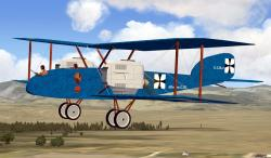FSX WWI Bomber Albatross G3 Updated