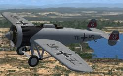 FSX Update For The Junkers K-47