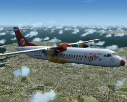 FSX Denmark Package ATR 72-200 / 500