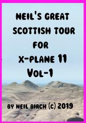 X-Plane Great Scottish Tours 1A