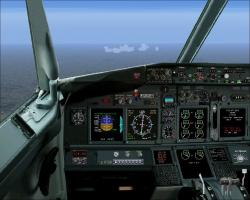 FS2004 Photoreal Panel--Boeing 737-800 - FFX/SGA