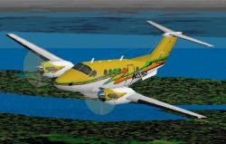 FS98 Beech King Air 200 Commuter