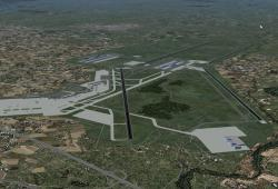FS2004 Scenery--Ultimate Madrid Gran Barajas v3