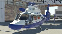 X-Plane AS565 Panther NYPD N318PD 1.0