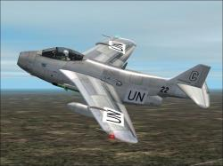 FS2002 Saab J-29 Tunnan UN Package