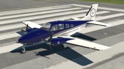 X-Plane 11 Scottish-Wings King Air C90B (New) 1.0