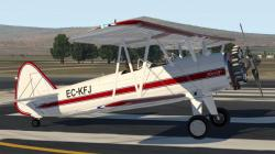 X-Plane 11 Stearman Spirit-of-Artemis v1.0
