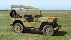 X-Plane US Willys Jeep (Static) 1.0