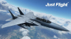 Just Flight Updates F-15 Eagle za MSFS