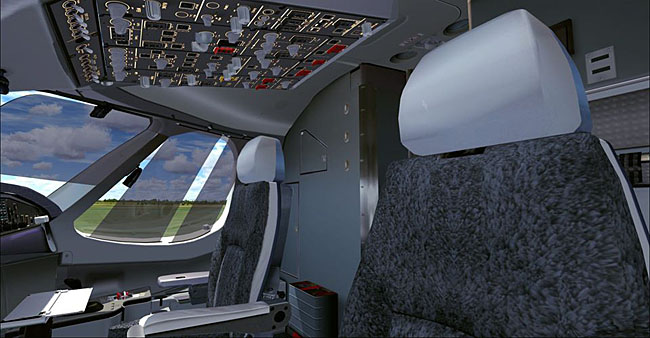 Whiskey Jet Simulations A220 VC update - Wizzsim com